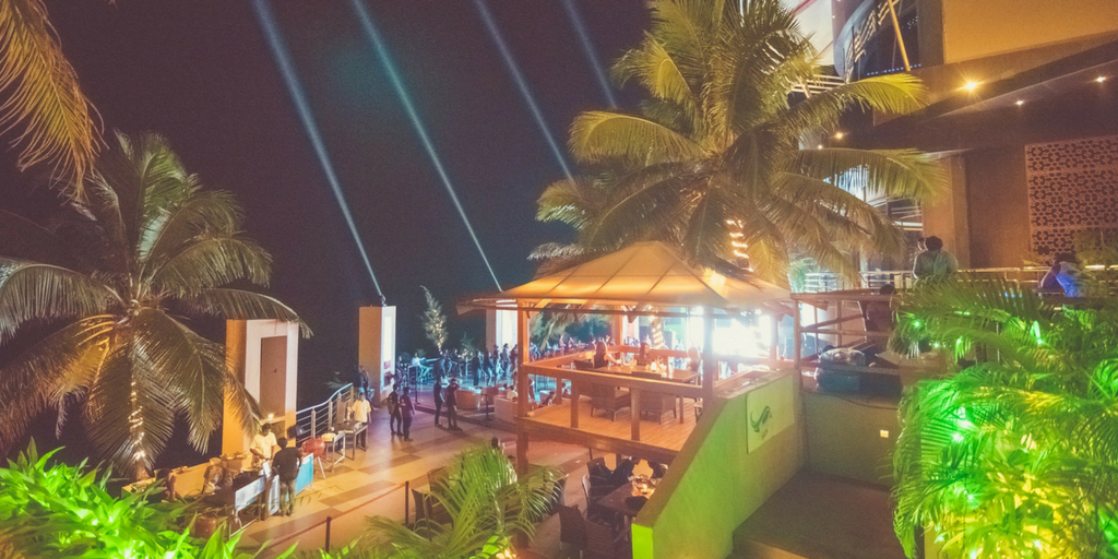 nightlife in Goa - NYEX