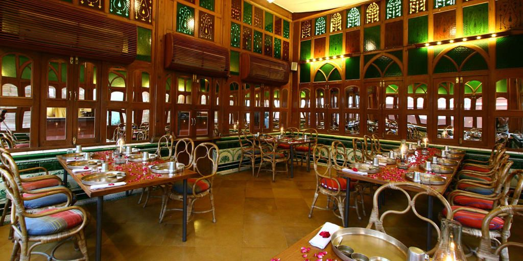 dinner at house of mg ahmedabad nightlife
