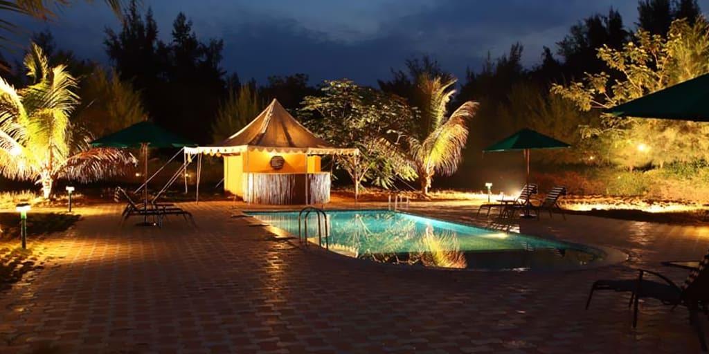 camping at dasada ahmedabad