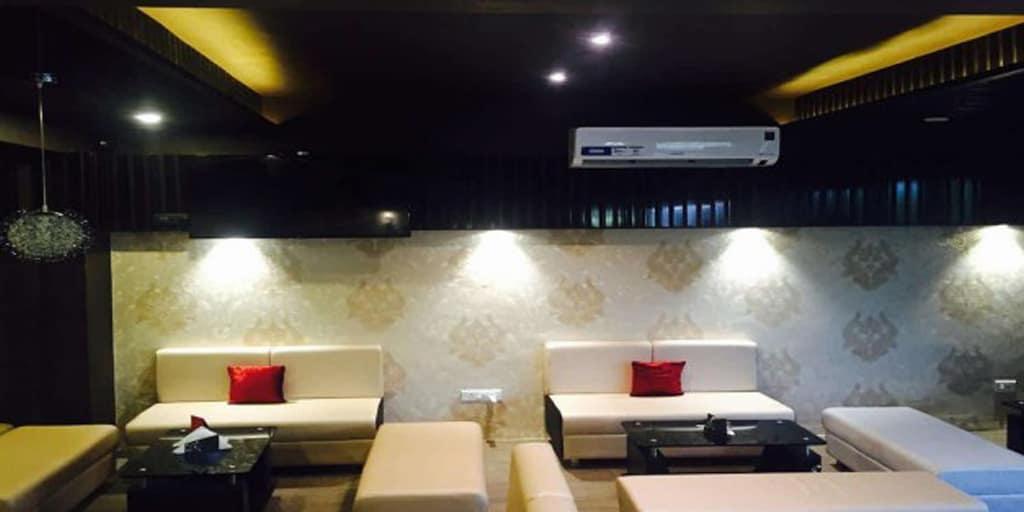 nirvana lounge ahmedabad