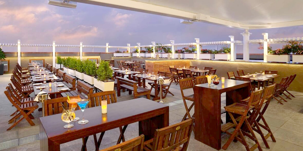Romantic restaurants in Bangalore - Windmills Craftworks Whitefield