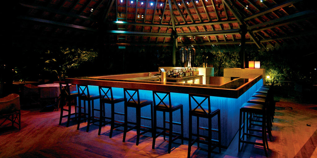 Romantic restaurants in Bangalore - by-the-blue