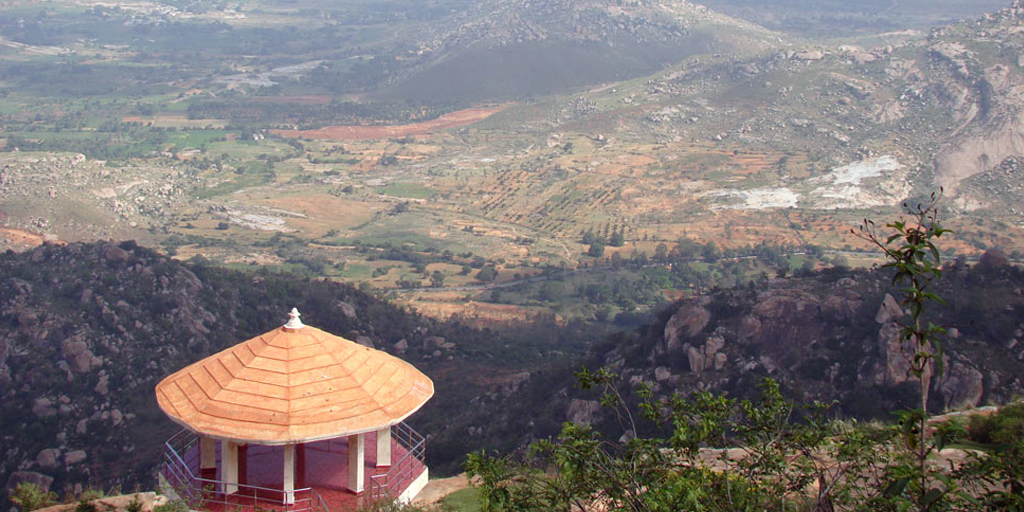 hill stations near Bangalore - Horsely-Hills