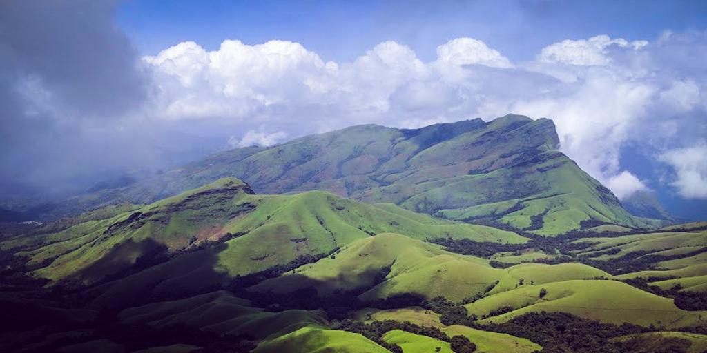 hill stations near Bangalore - Kudremukh