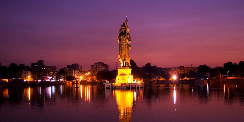 weekend getaways fro Ahmedabad - Vadodara