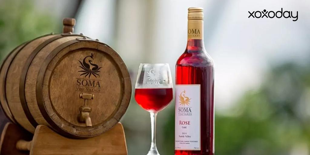 Soma Vineyard wine tour in Bangalore