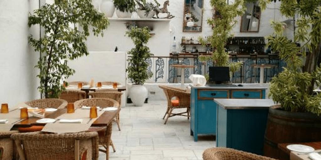 Olive Beach theme restaurants in Bangalore