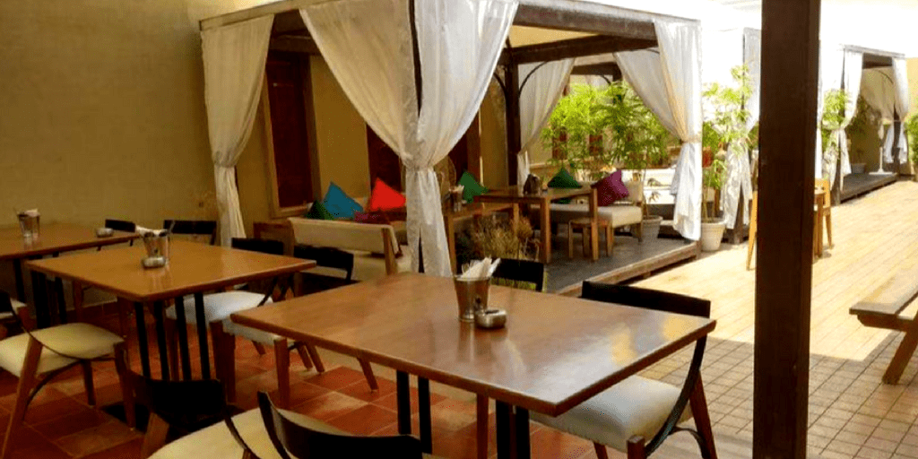 Floating themed restaurants in Bangalore