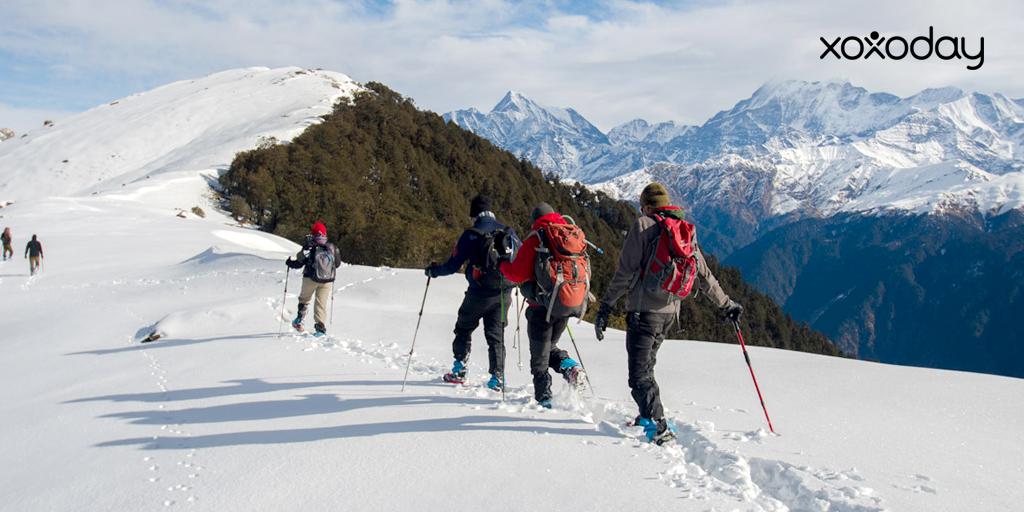 Himalayan trekking-Brahmatal-Lake