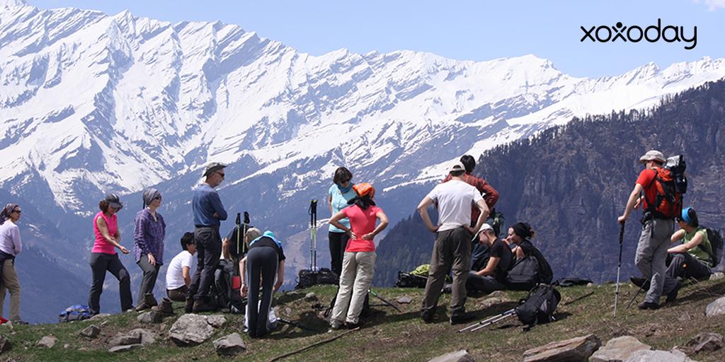 Himalayan trekking- Deo-Tibba