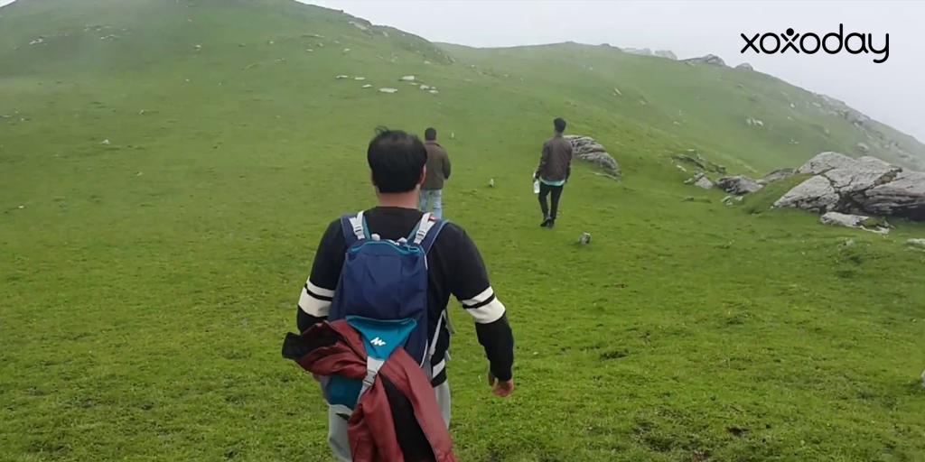 Himalayan trekking-Khalia-Top