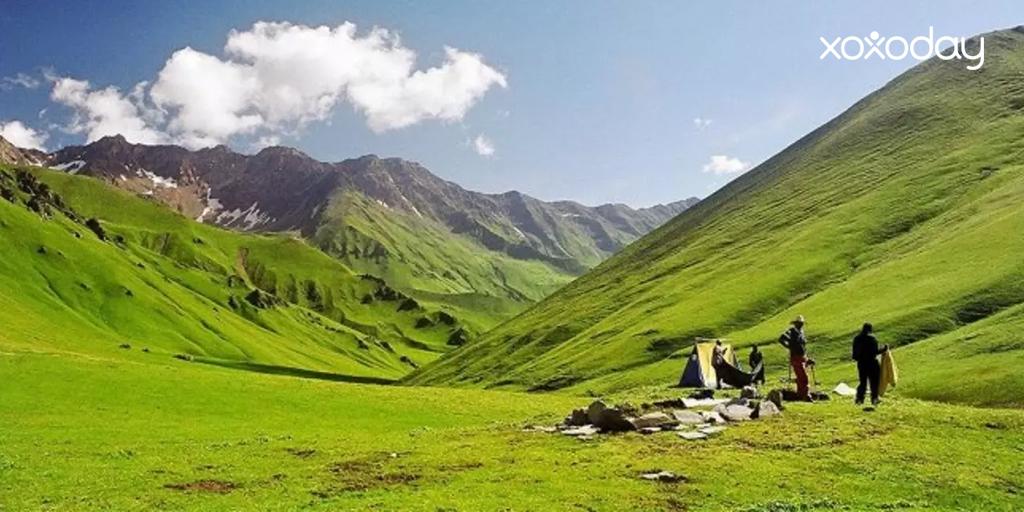 Himalayan trekking-Dayara-Bugyal