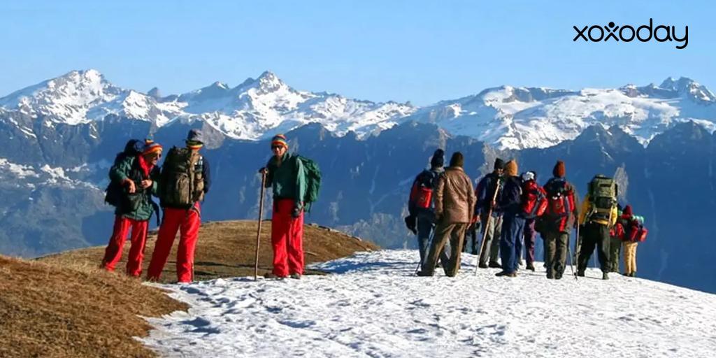 Himalayan trekking-Kanamo