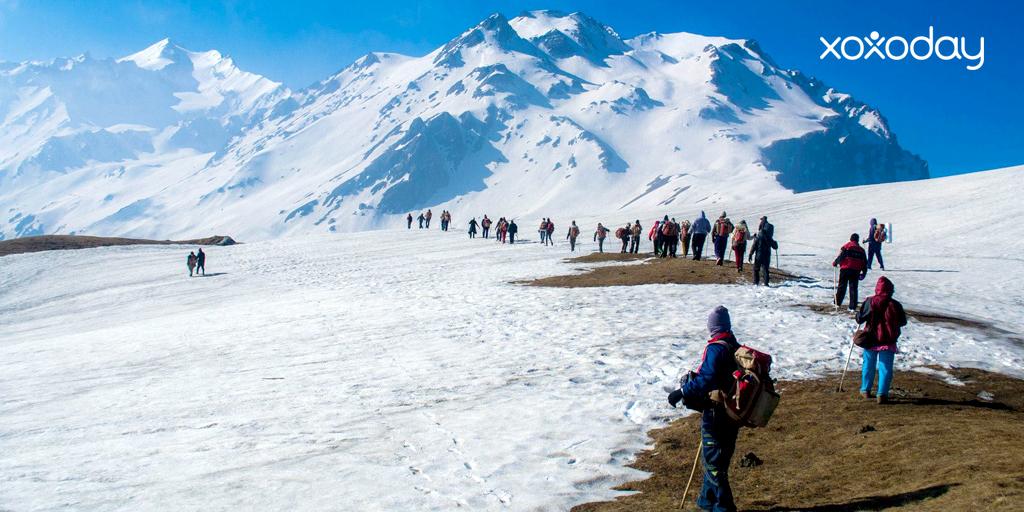 Himalayan trekking- Sar Pass