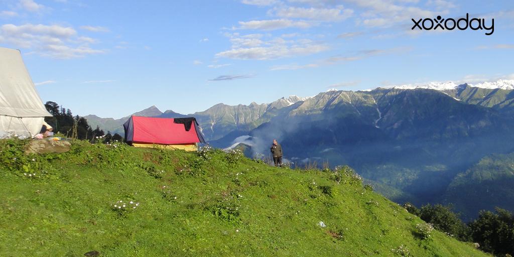 Himalayan trekking-Malana