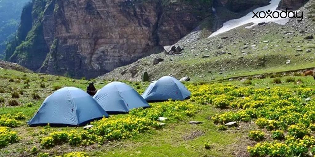 Himalayan trekking- Rupin Pass