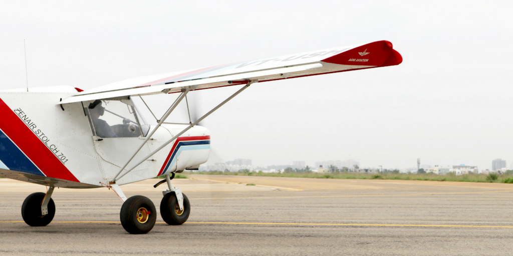 Microlight Flying Experience in Bangalore