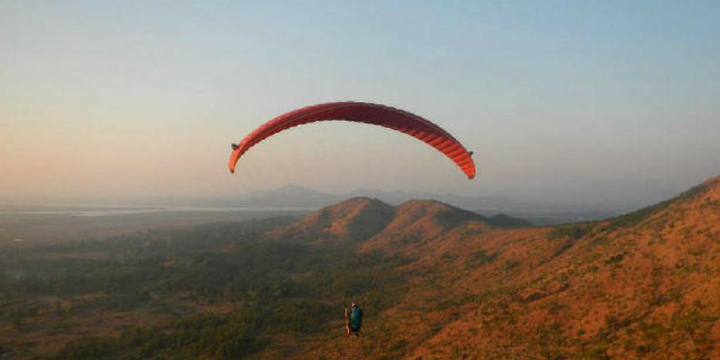 weekend getaways near Pune - Kamshet Camping