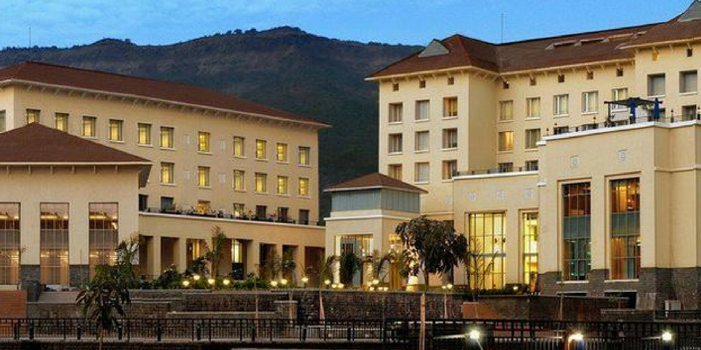 weekend getaways near Pune - Fortune Select