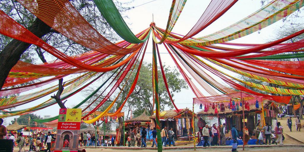 weekend getaways from Delhi Surajkund