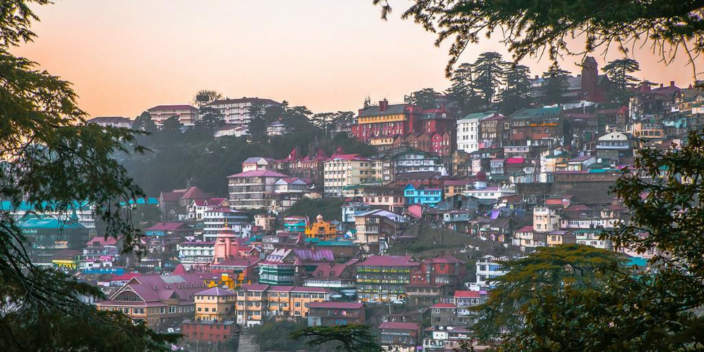 weekend getaways from Delhi Shimla
