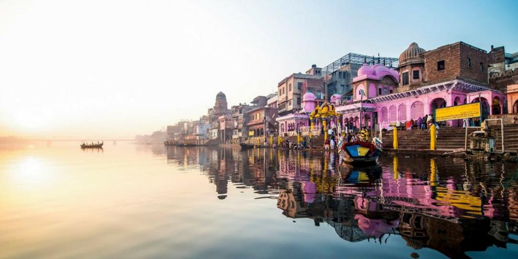 weekend getaways from Delhi Mathura