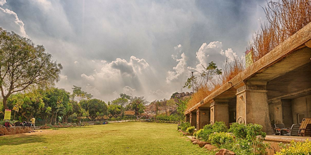 Daycation around Bangalore - Shillandara Resort