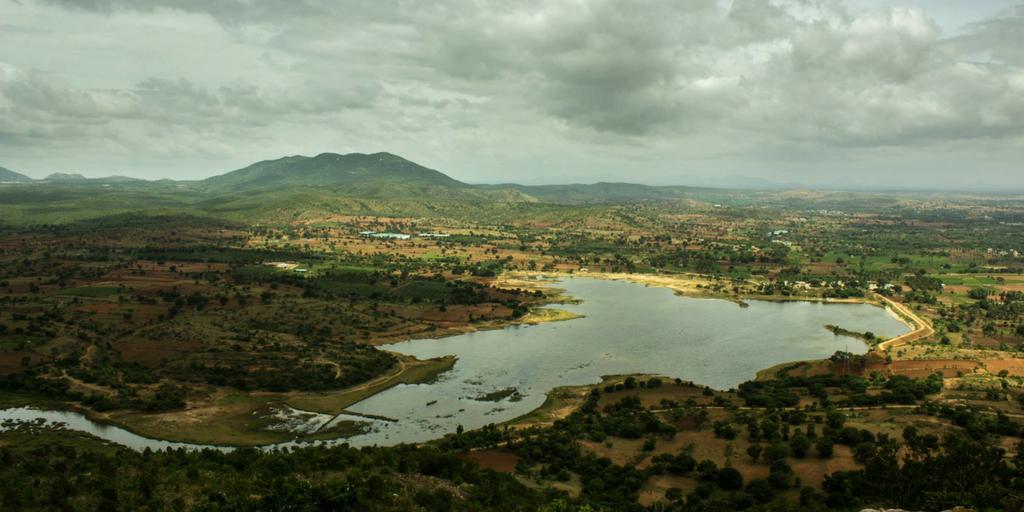 weekend getaways from Bangalore - Makalidurga