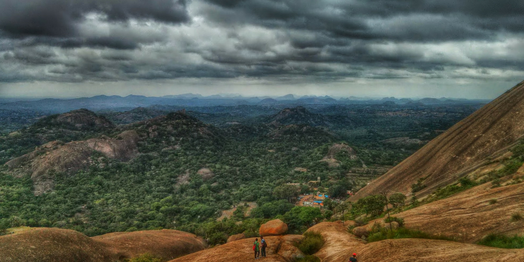 weekend getaways from Bangalore - Anthargange