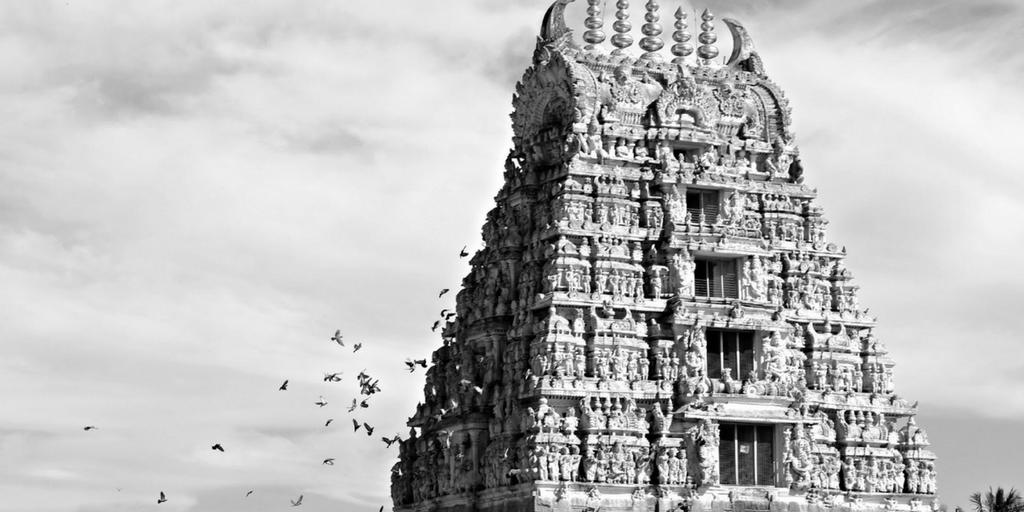 weekend getaways from Bangalore - belur halebid