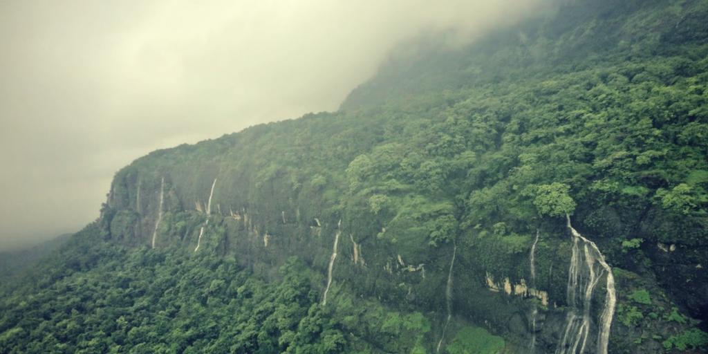 weekend getaways near Mumbai - Bhimashankar