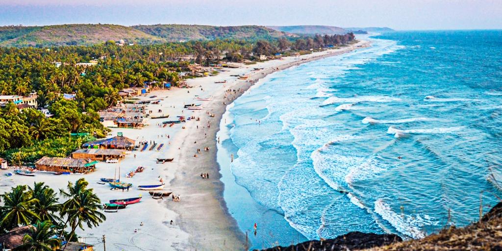 weekend getaways near Mumbai - Goa