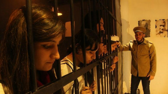 Murder Mystery: Things to do in Delhi