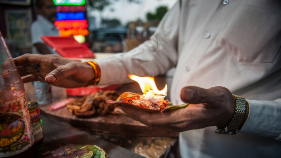Fire Paan: Things to do in Delhi