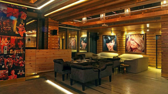 Playboy Cafe: Things to do in Delhi