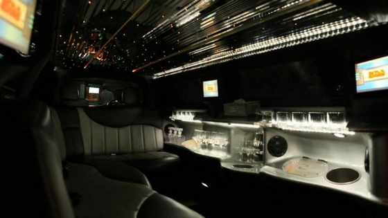 Limousine Ride: Things to do in Delhi