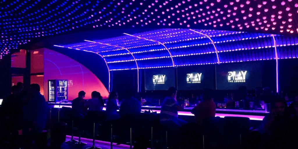 Mumbai Nightlife - Play - The Lounge