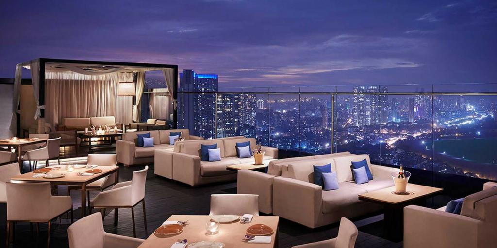 Mumbai Nightlife - Dome Intercontinental