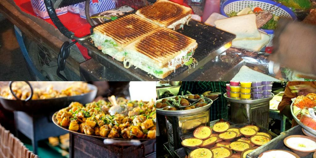 Mumbai Nightlife - Khau Galli