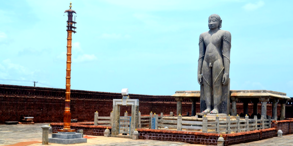 Authentic Experiences in Bangalore -gomateswara statue