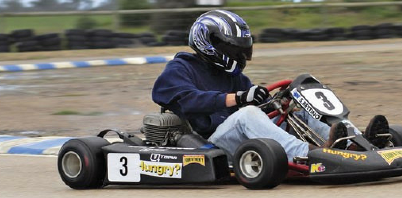 Go Karting- Things to do in Bangalore