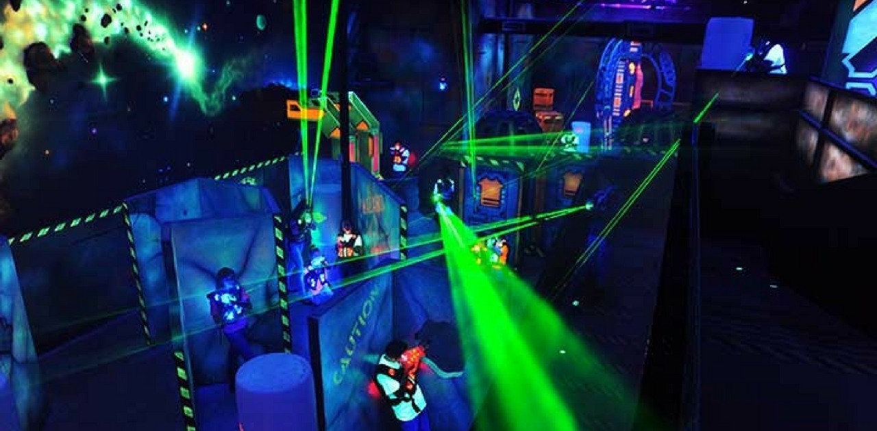 Laser Tag: Things to do in Bangalore