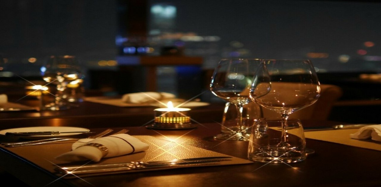 Fine Dine- Things to do in Bangalore
