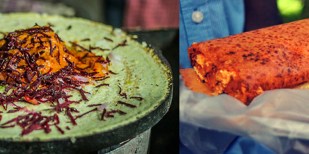 street food joints in bangalore - 99 variety dosa
