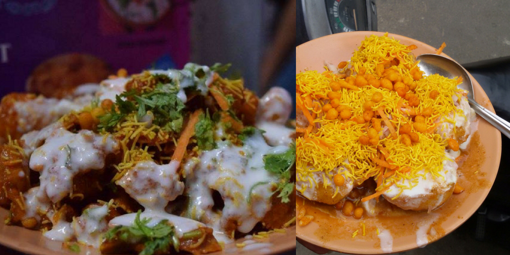 street food joints in bangalore chats