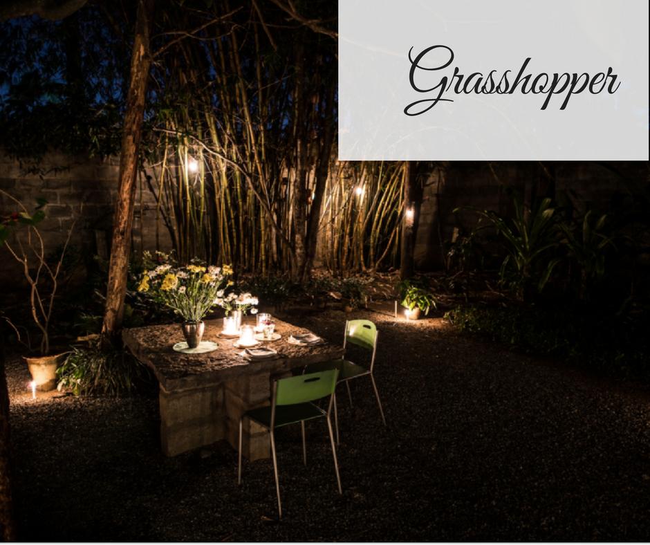 Romantic Restaurants in Bangalore GRASSHOPPER