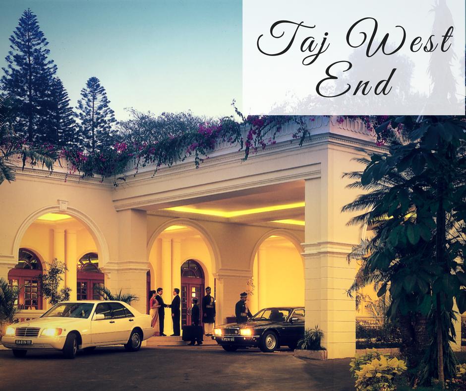 Romantic Restaurants in Bangalore taj west end