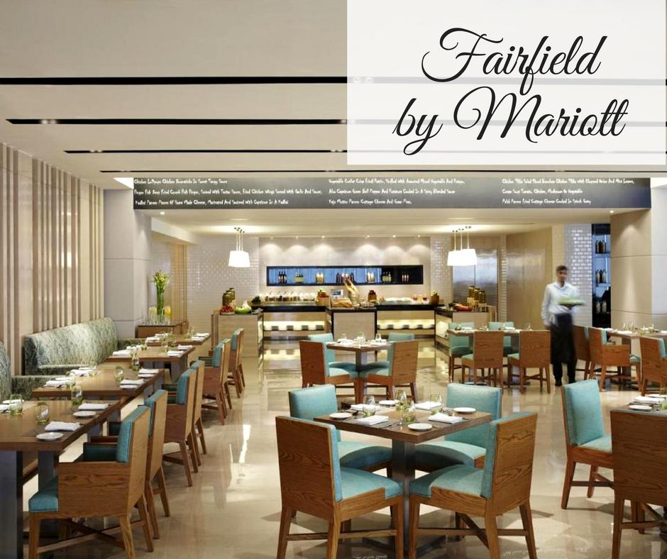 Romantic Restaurants in Bangalore fairfield mariott