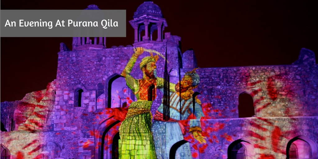 10 romantic things to do on Valentine's Day in Delhi purana qila