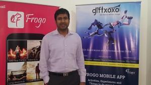 Manoj Agarwa Co-Founder Xoxoday